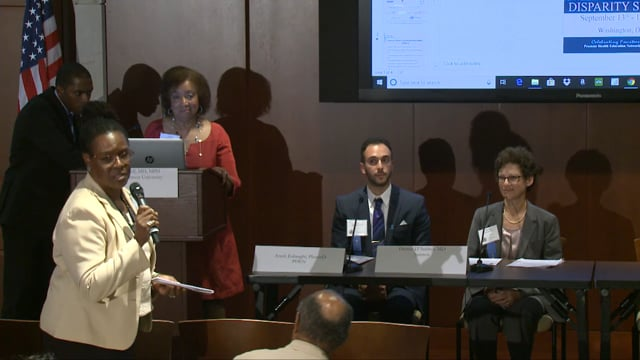 Panel Session on Clinical Trials with Dr. Denise D'Andrea and Dr. Arash Eshraghi