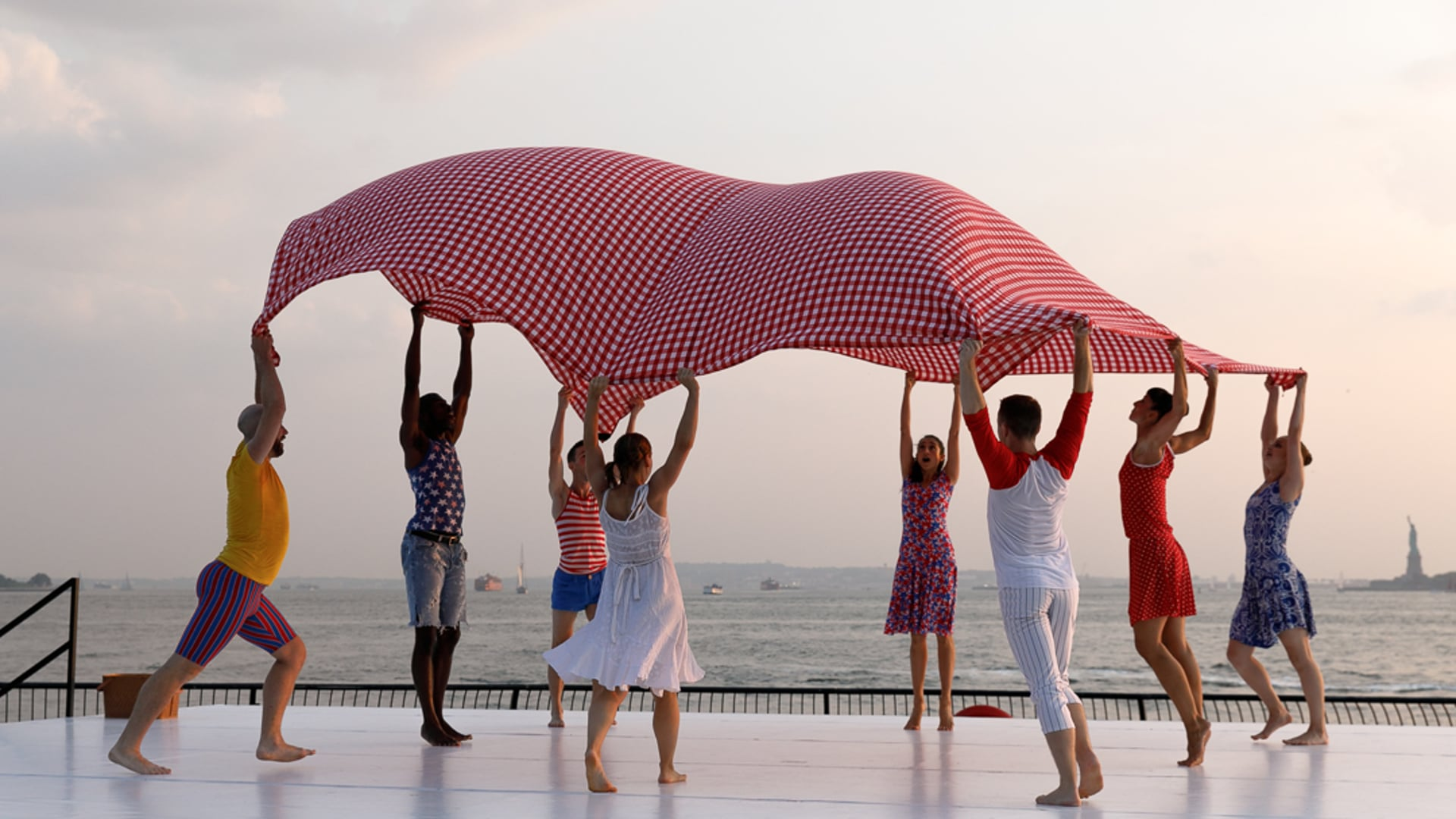 The Summertime Suite at Battery Dance Festival