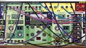 Voltage Modular z efektami PSPaudioware