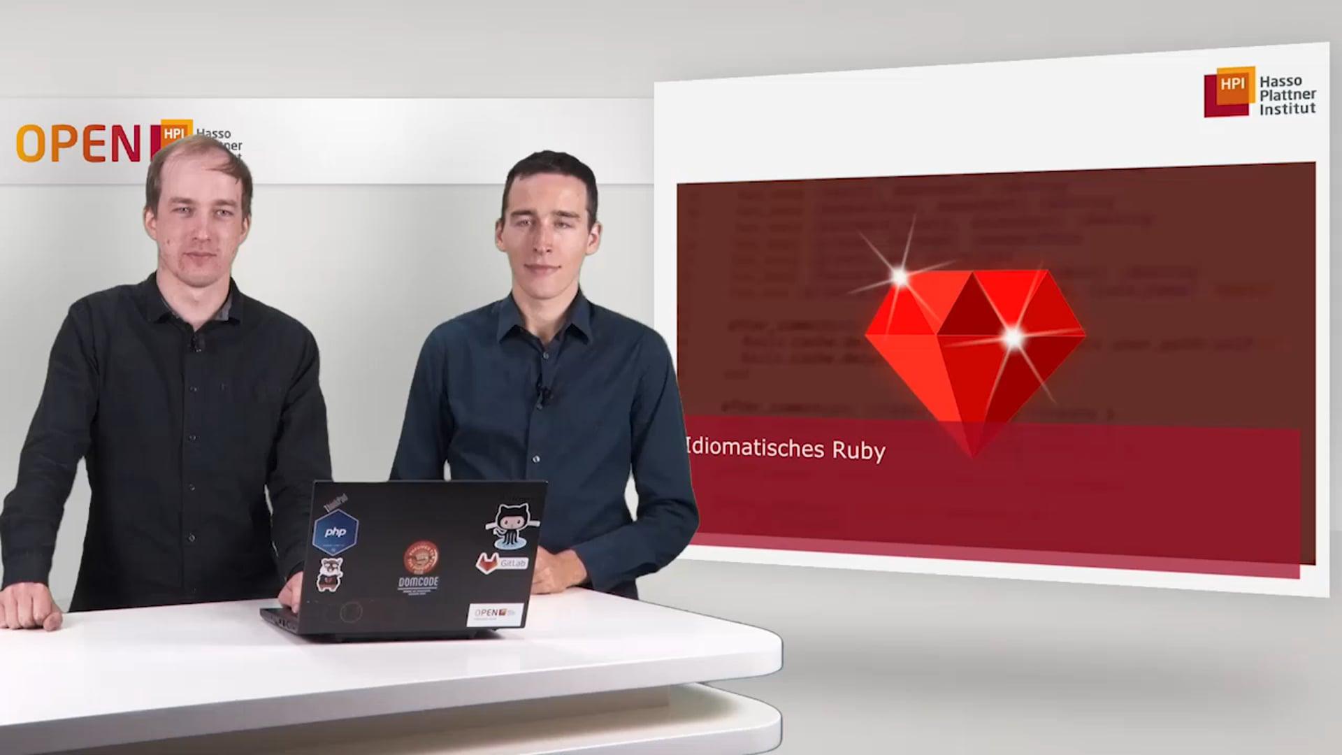 3.8 Idiomatisches Ruby