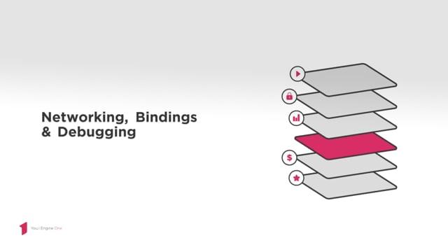 Networking, Bindings & Debugging
