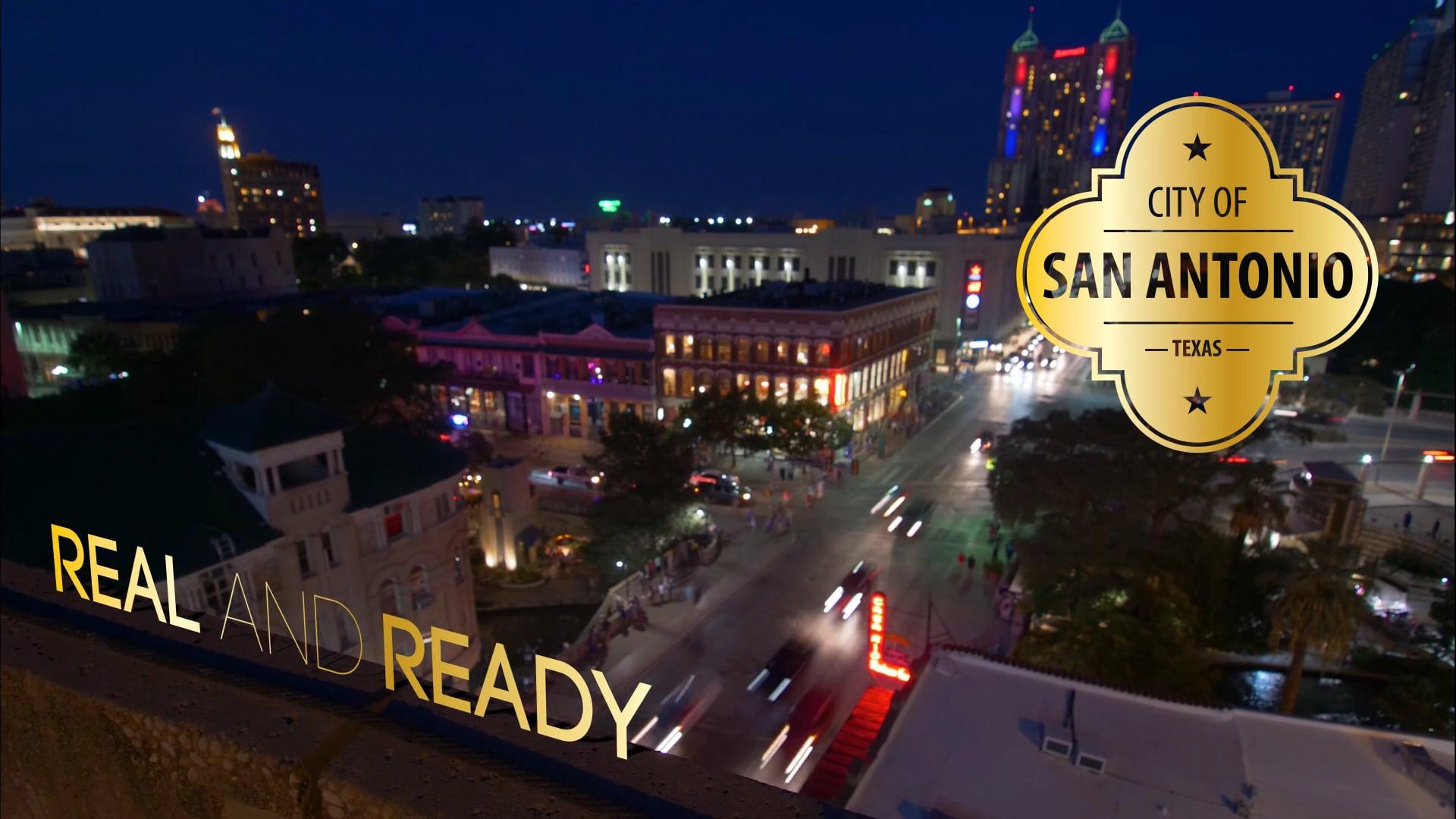 San Antonio-Real and Ready