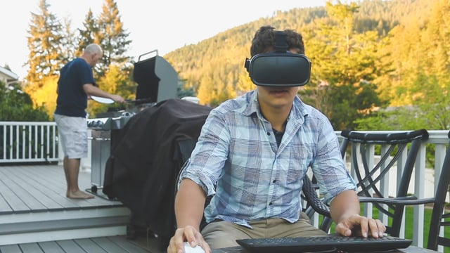 Finman Technologies VR Project - Product Video