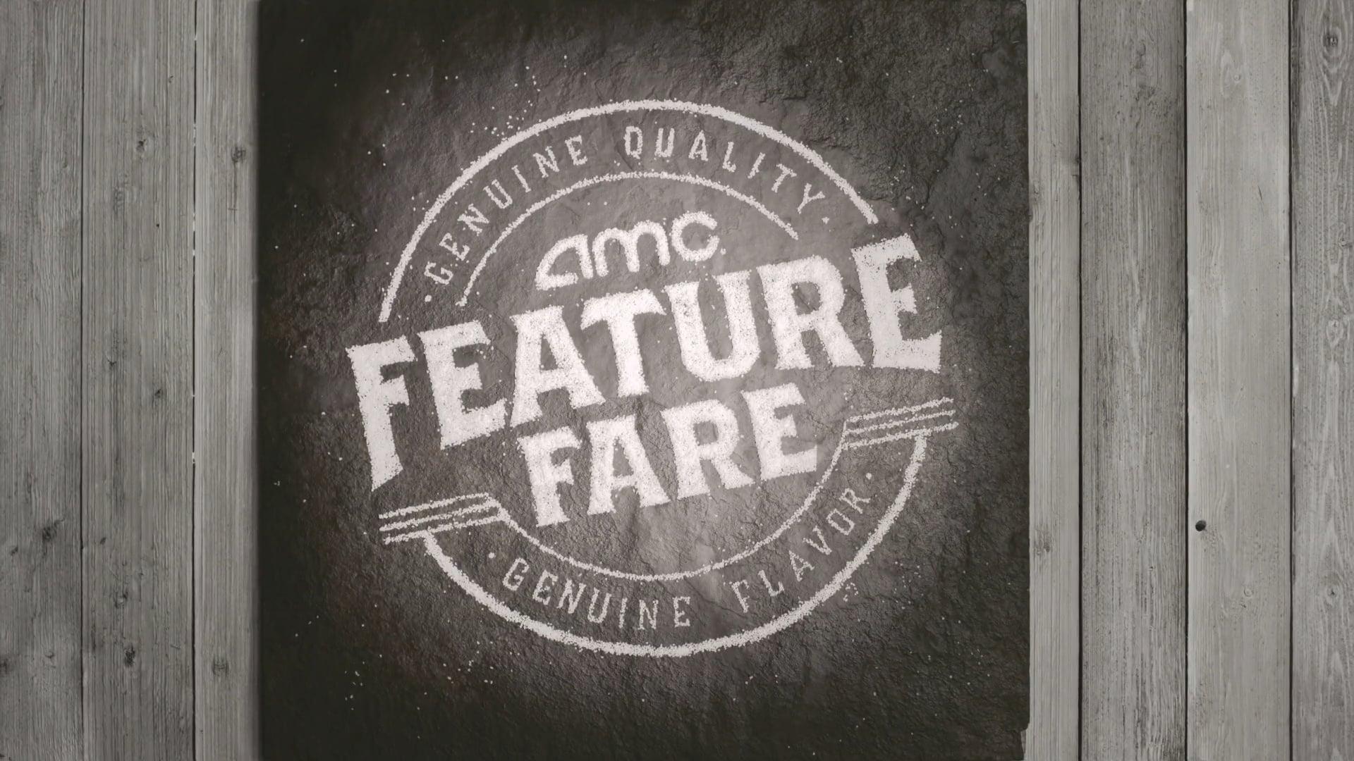 AMC Feature Fare: Pretzel