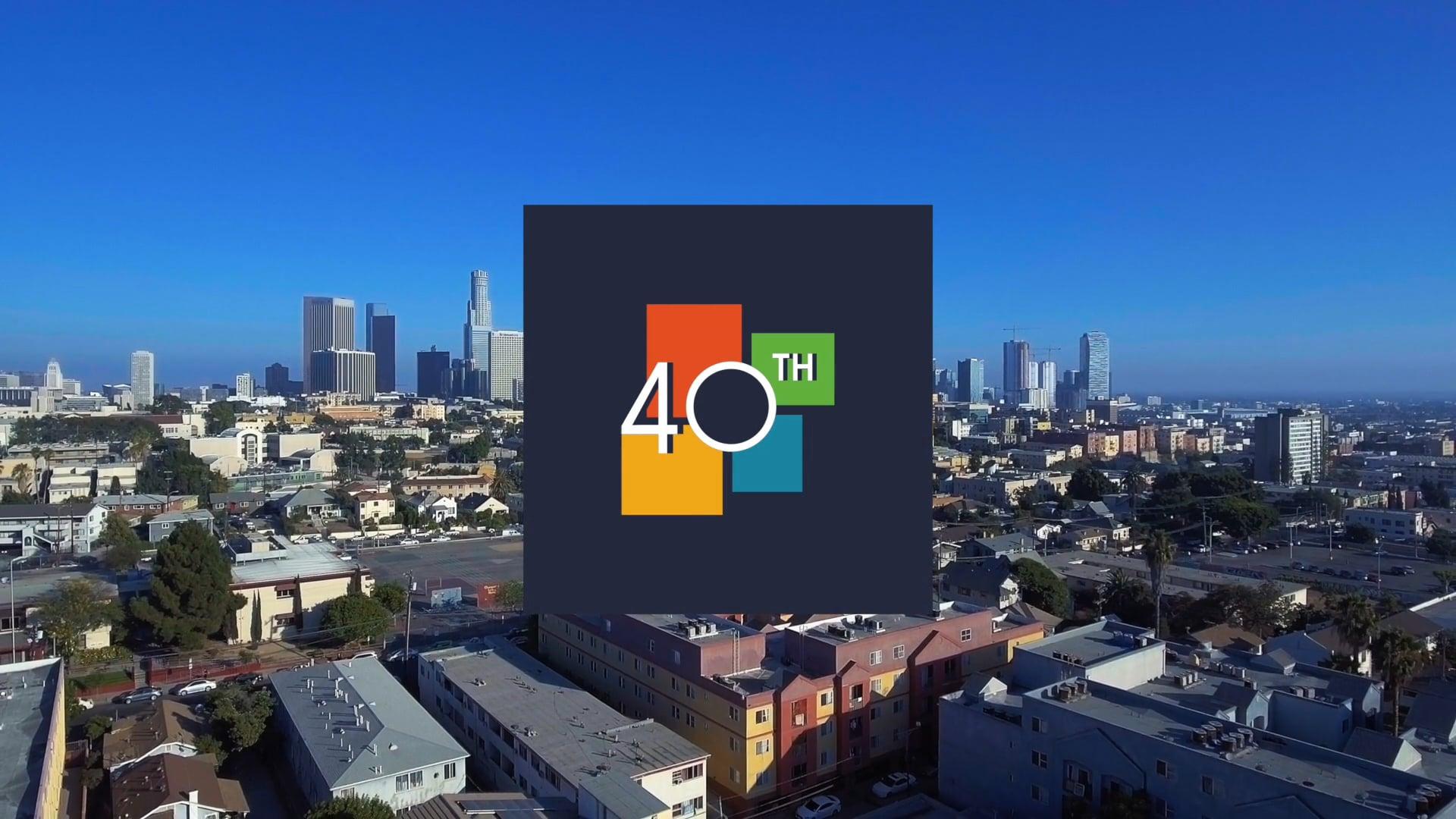 ALA 40th Anniversary Video