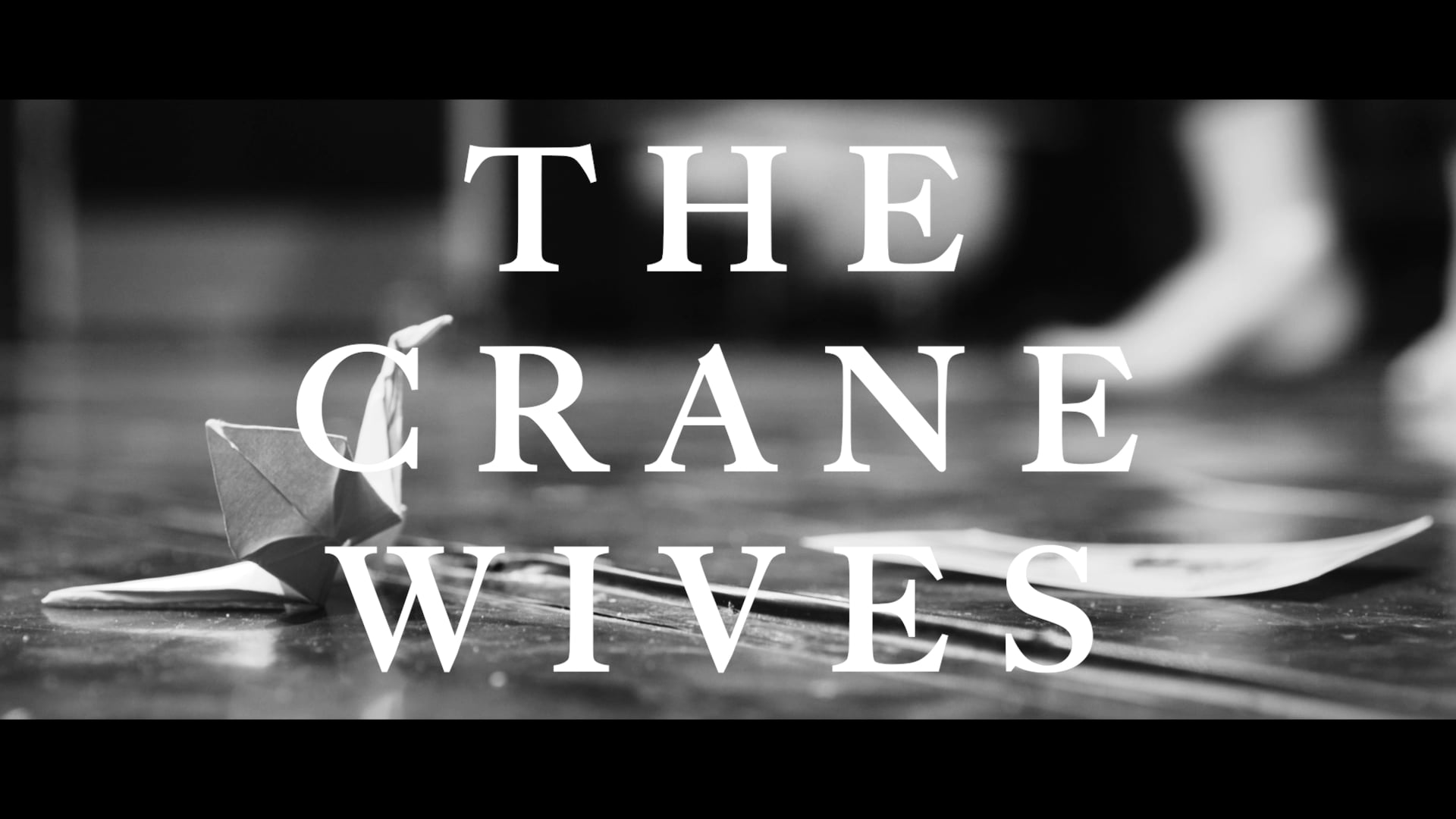 THE CRANE WIVES