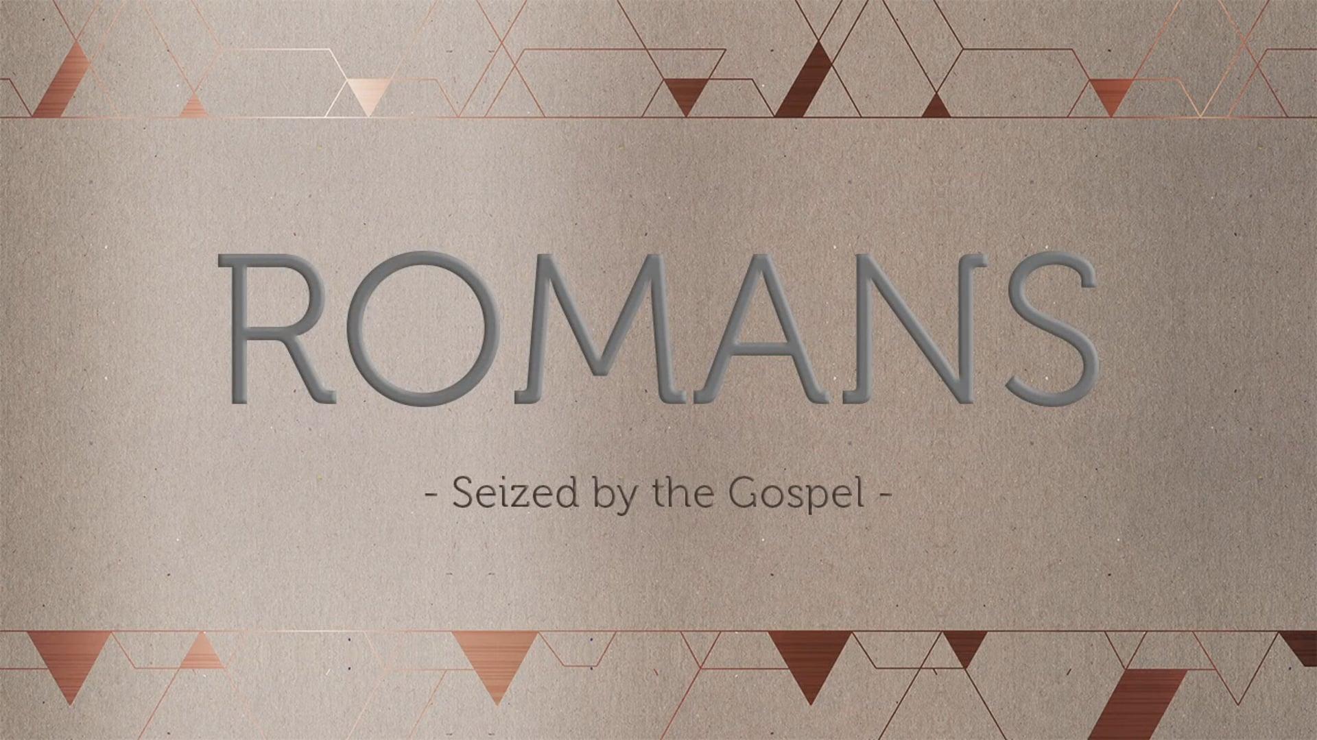 Week 4 - No Excuse: Romans 1:26 -2:16