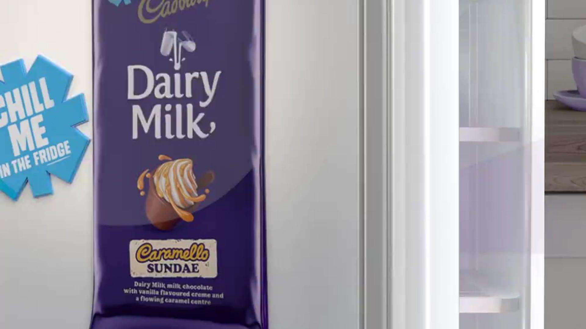 Cadbury Caramello Sundae