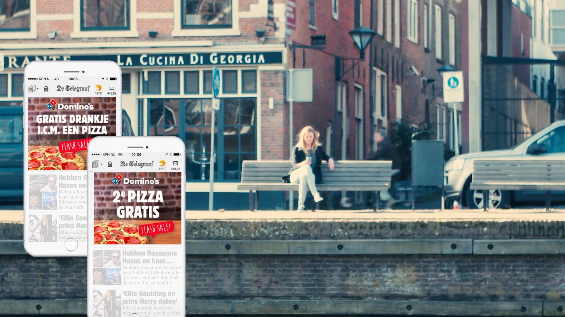 Domino's Pizza | iBeacons