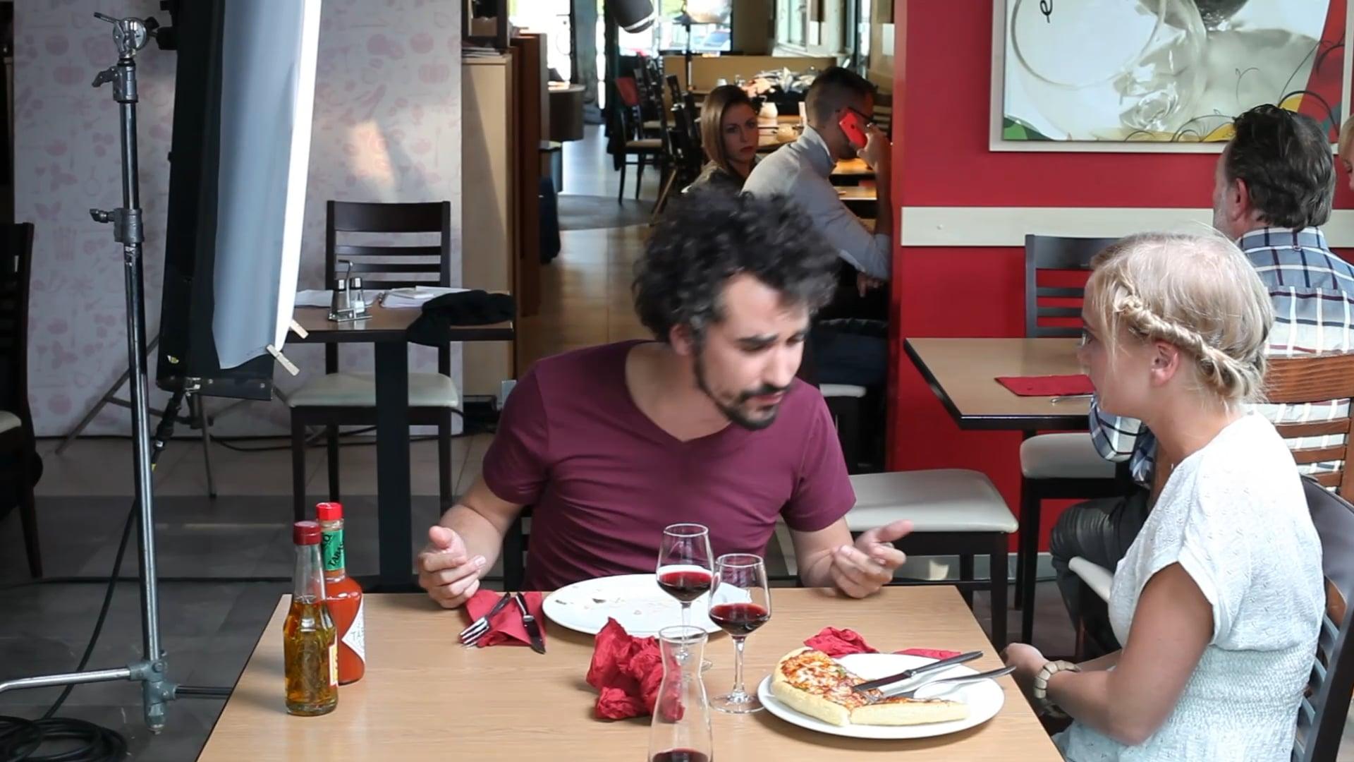 "Pizza Hut - Webserie ""Cut!"" - Le Making-Of"