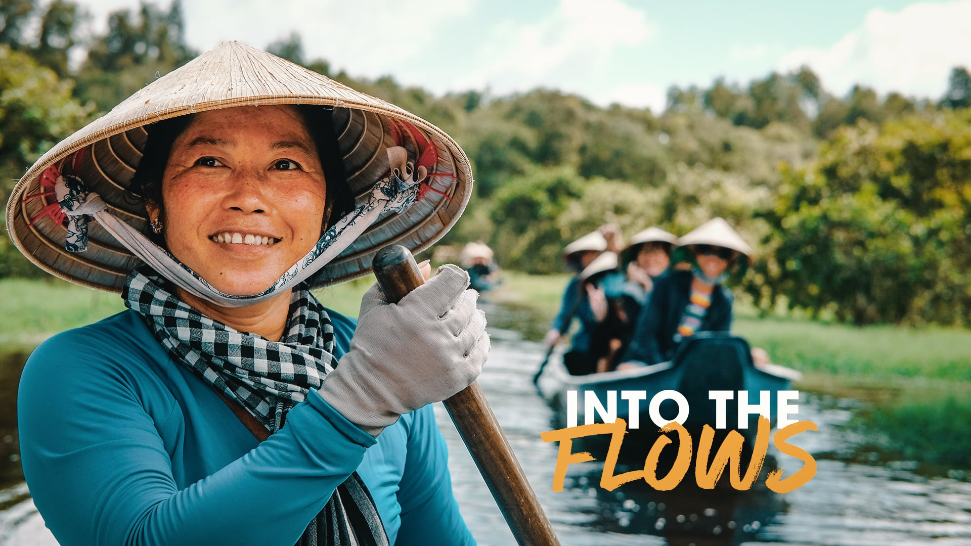 Into The Flows (The Southwest of Vietnam)