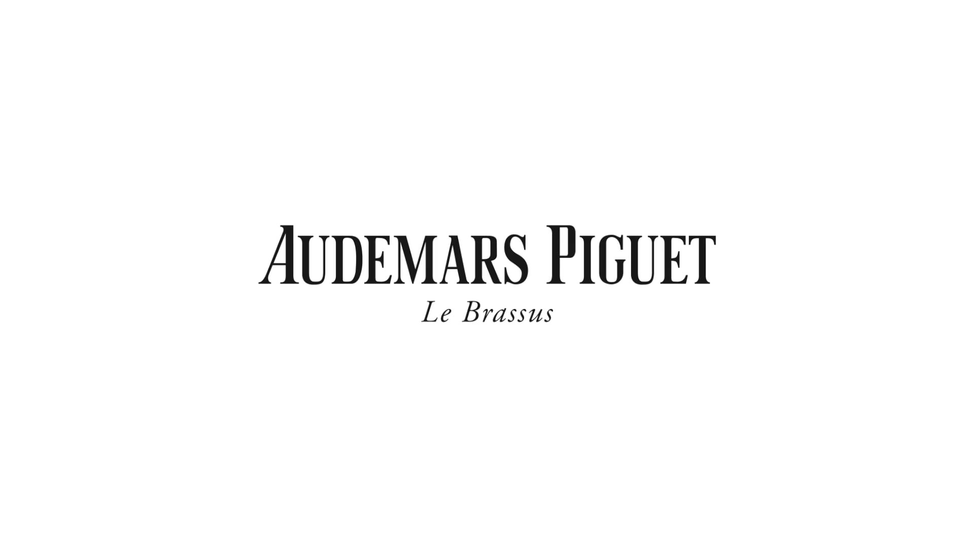 Audemars Piguet - Company Video [2017]