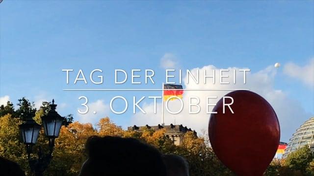 Berlin besucht mit DRK OV Lehrte - Tag der Einheit