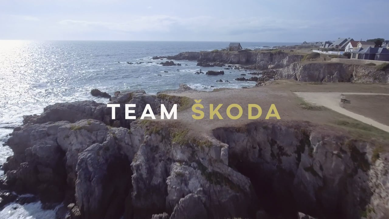 Team Skoda Triathlon - La Baule