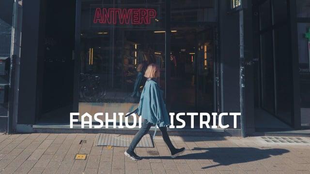 Shopping in Antwerpen - Urban