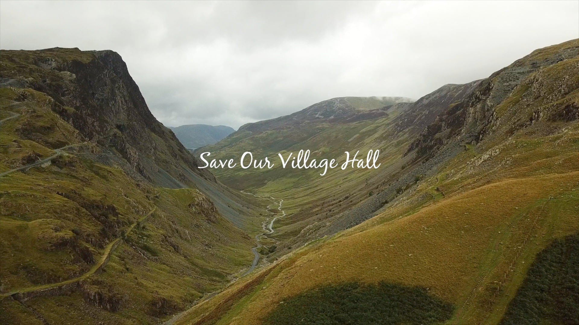 Save Our Village Hall
