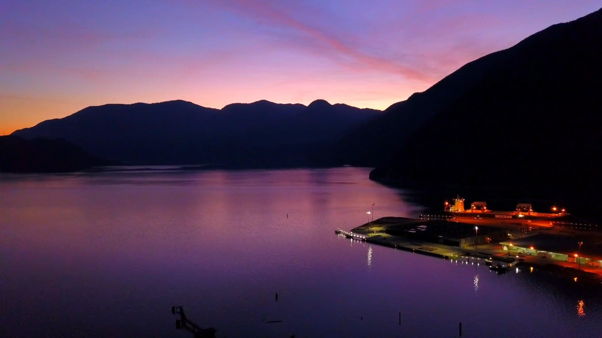 Industrial Park (Ventana), Squamish River Estuary, Oceanfront, Sea-to-Sky, Squamish, British Columbia