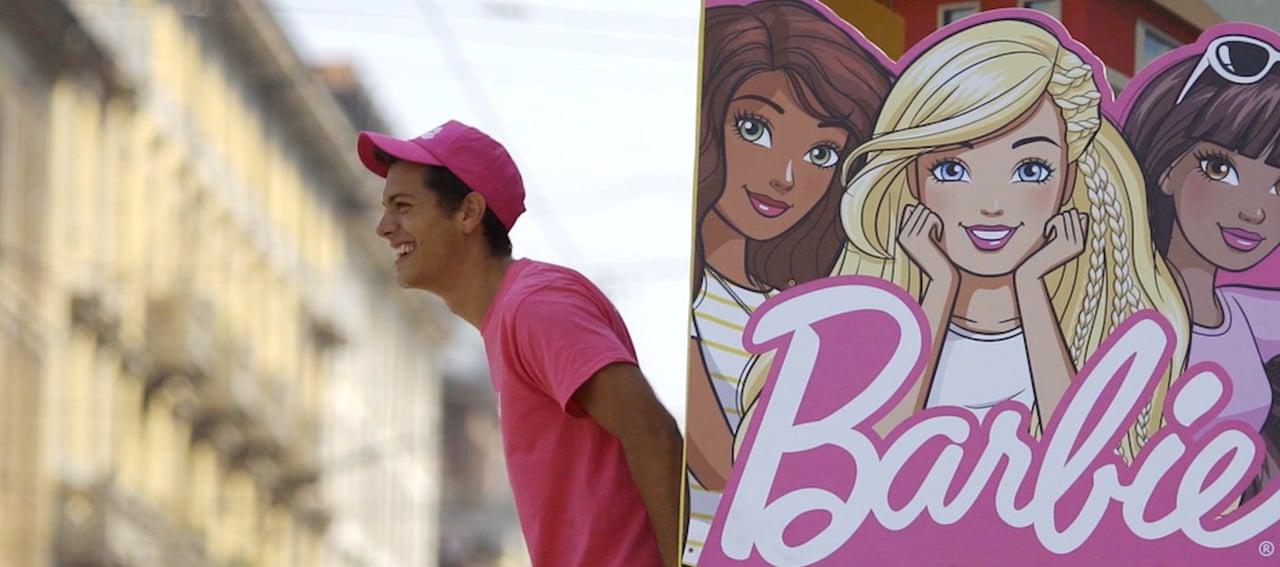 Mattel - Commercial Barbie 500