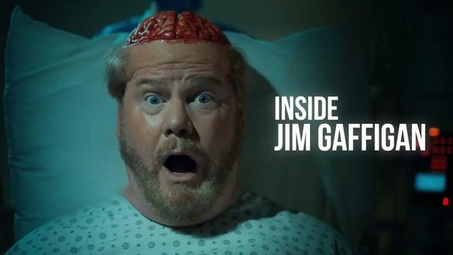 Inside Jim Gaffigan