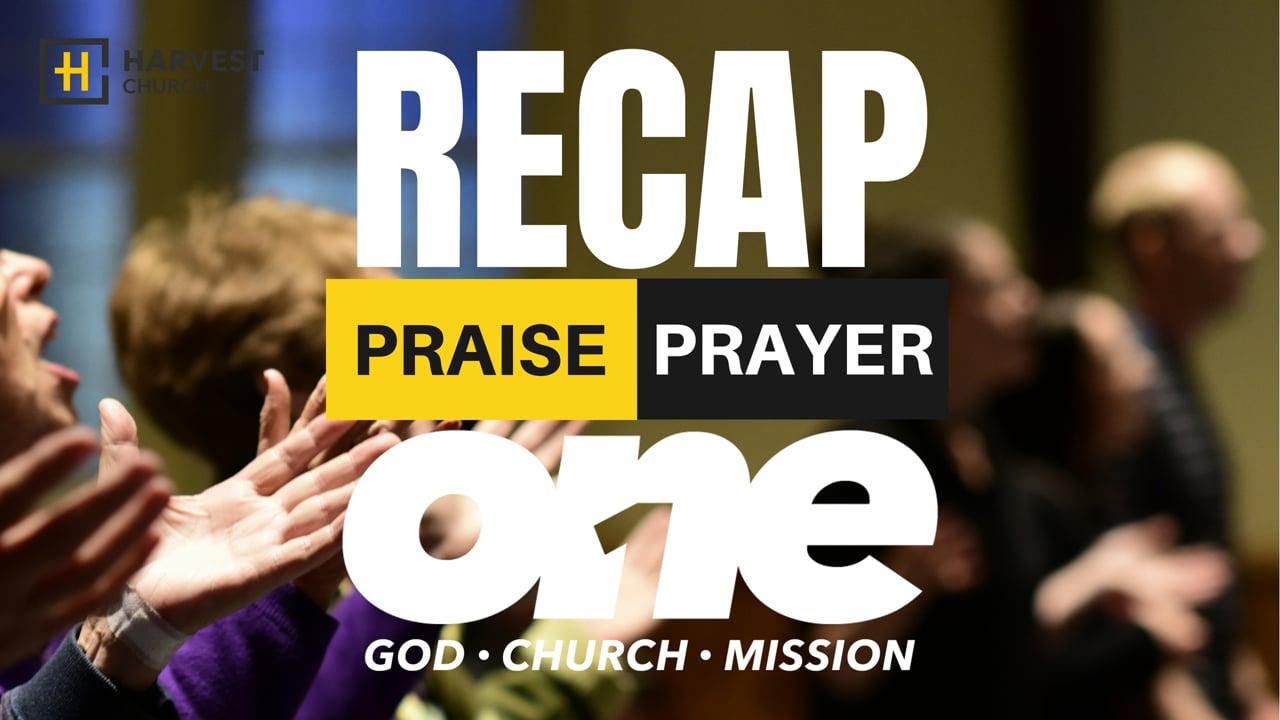 Parry Sound Praise & Prayer Recap Oct 4th - 1 McMurray Street