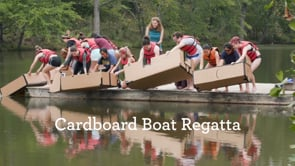 2018 Cardboard Boat Regatta