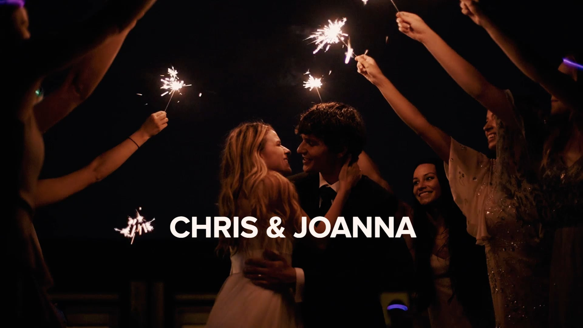 Chris & Joanna