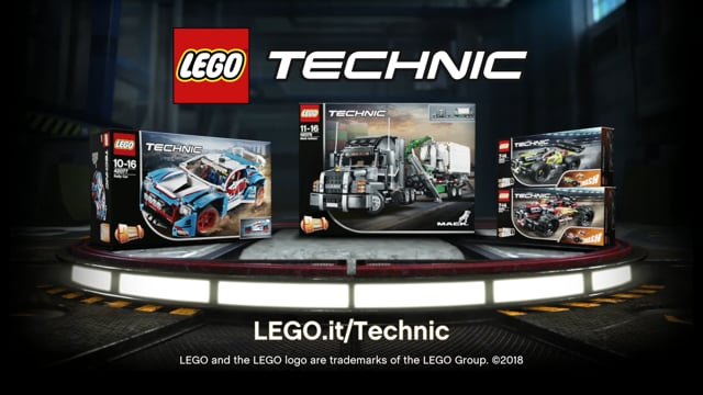 LEGO TECHNIC BRAND