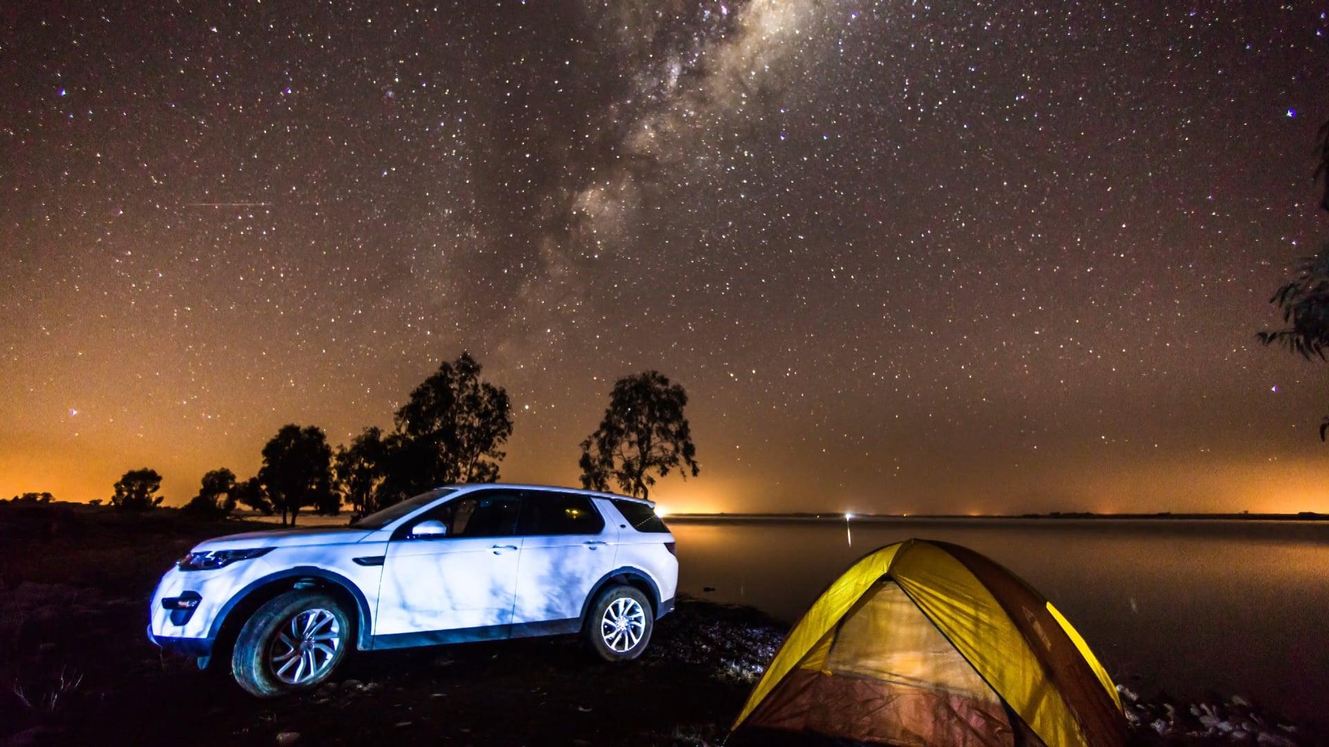 Land Rover Milky Way