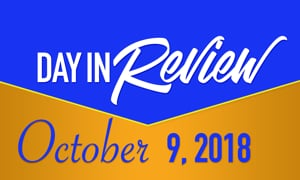 HIS Morning Crew Day in Review: Tuesday, October 9, 2018