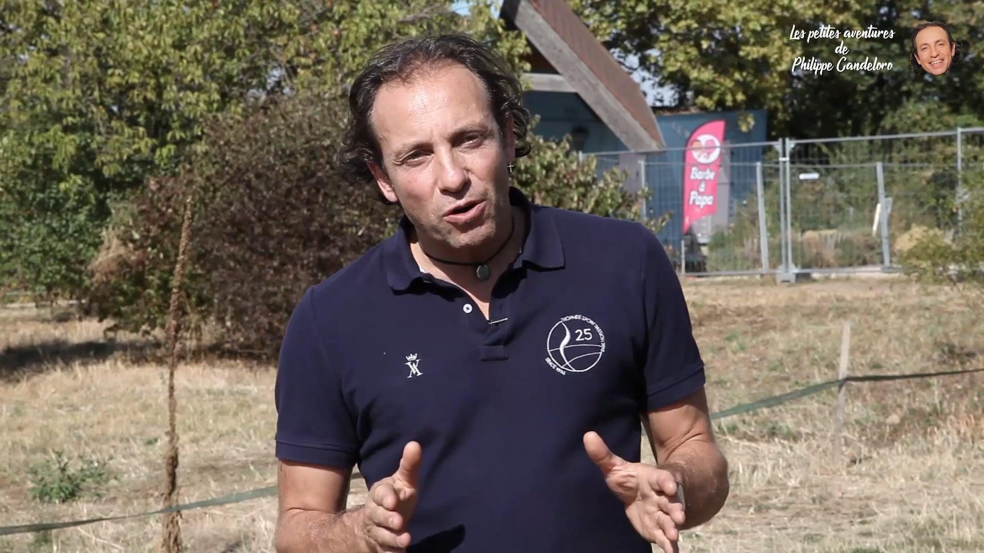Les petites aventures de Philippe Candeloro. EPISODE 3