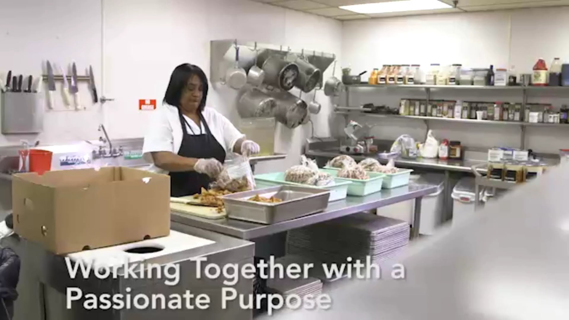 Chick-fil-A and Food Donation Connection