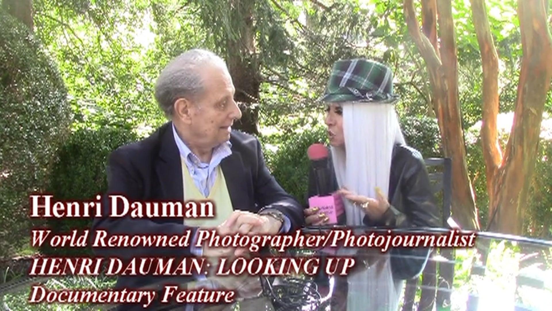 Henri Dauman Interview