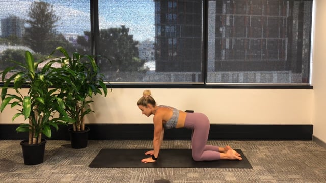 30min full body stretch