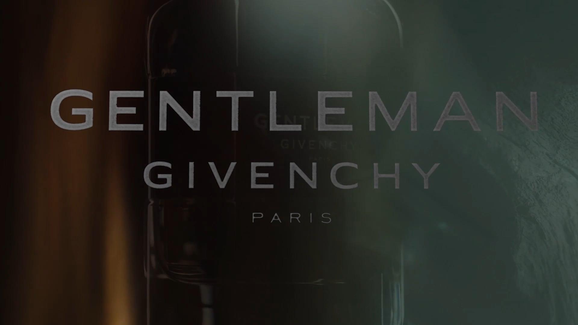 Cedric Porchez - Givenchy Gentleman