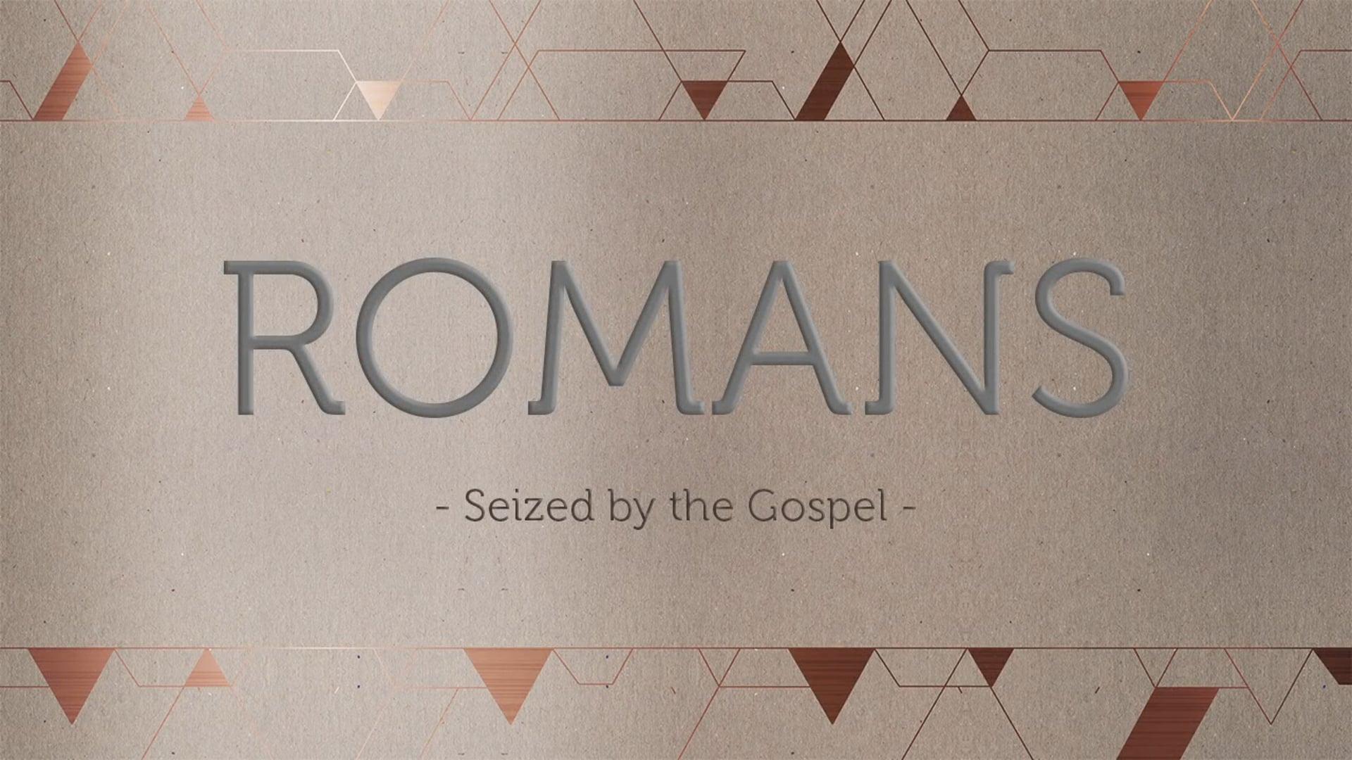 Week 5 - Not Alone: Romans 2:17 - 3:31