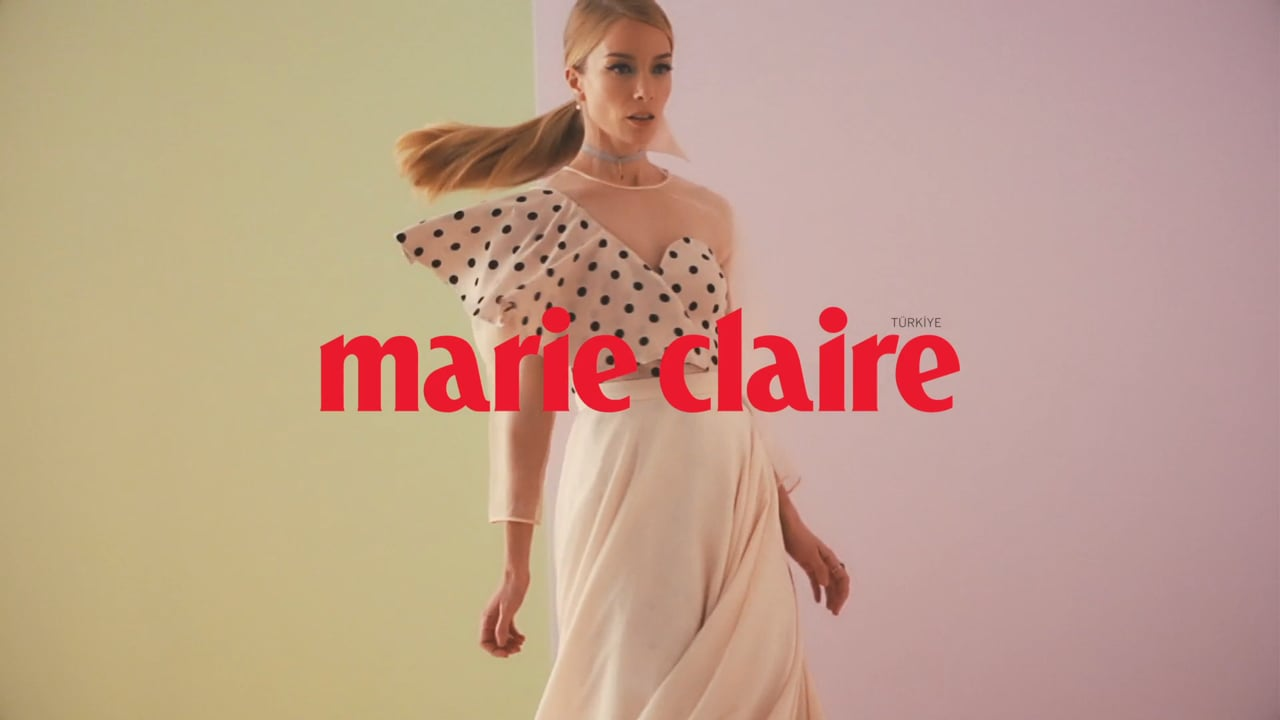 Marie Claire Turkey Feb Issue Bade Iscil