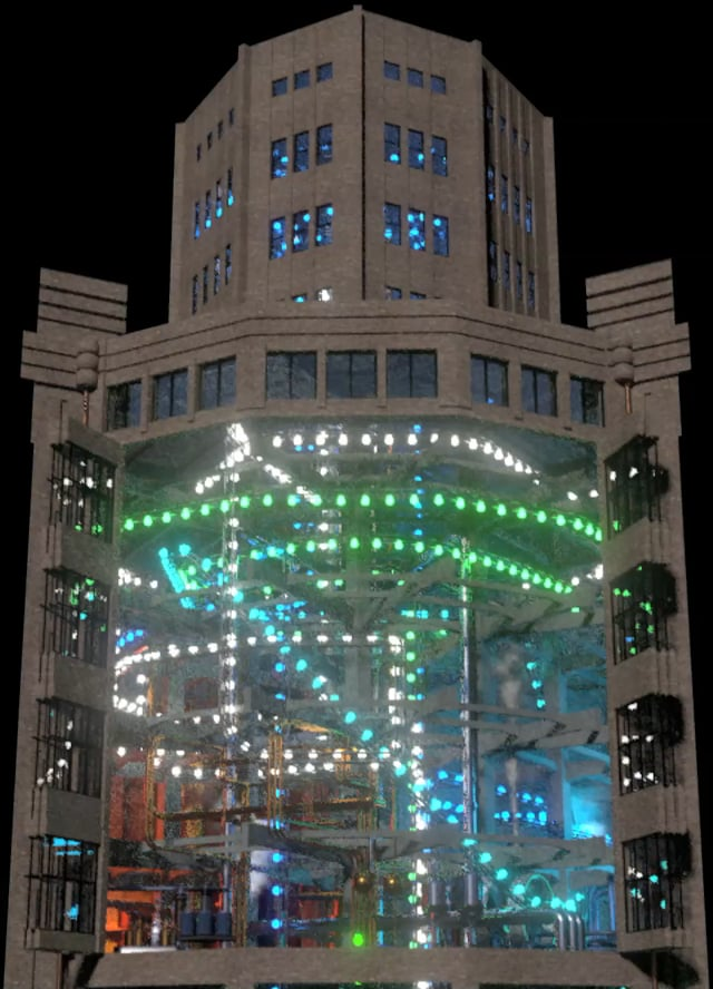 Tower of Light GLOW Eindhoven 2018