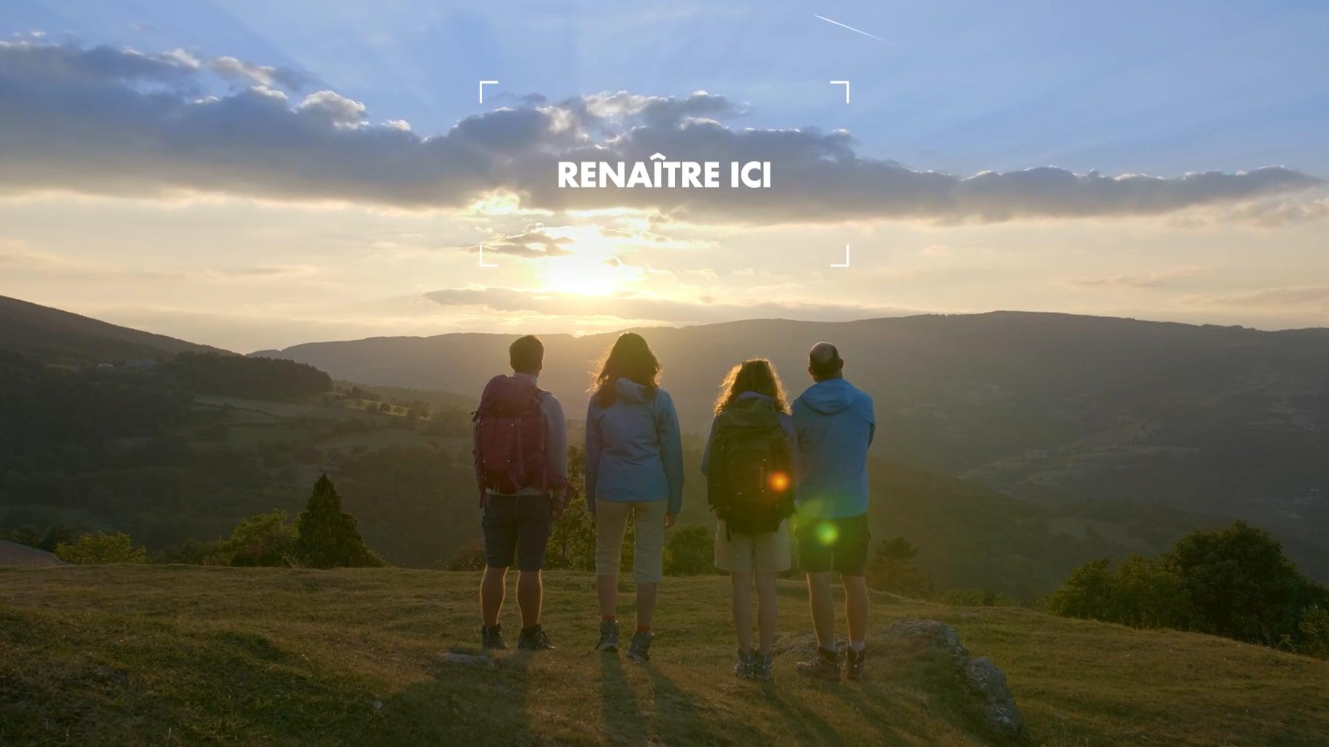 RENAITRE ICI : SUR LES CHEMINS DE COMPOSTELLE
