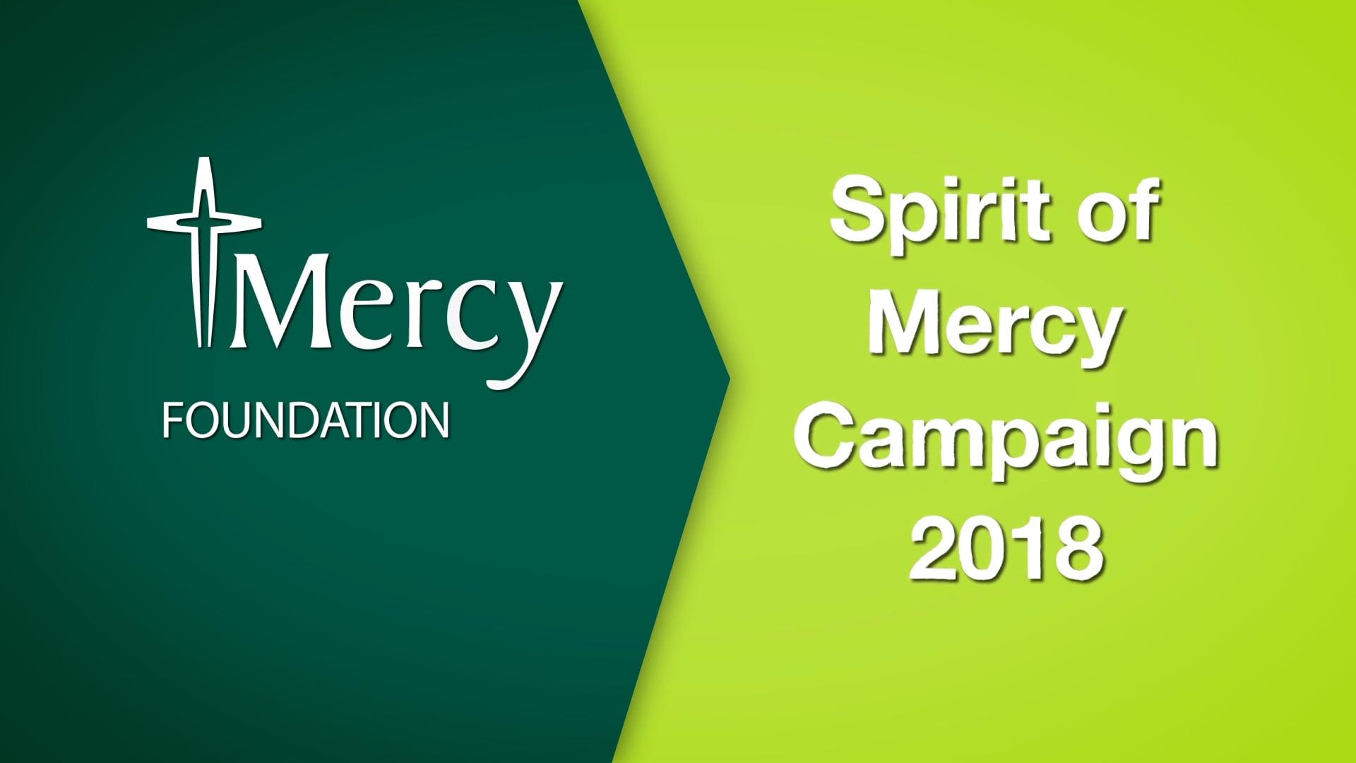 Mercy Foundation - Employee Relief