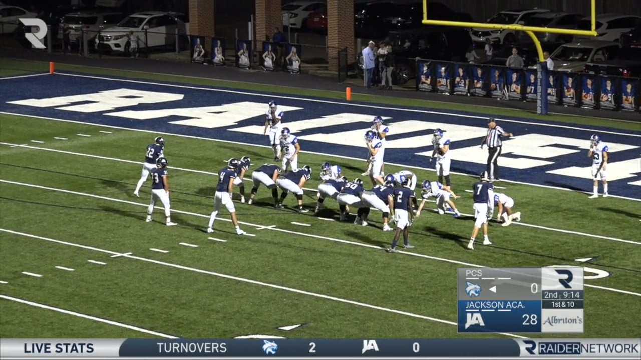 Varsity Football-2018-Oct-12-PCS