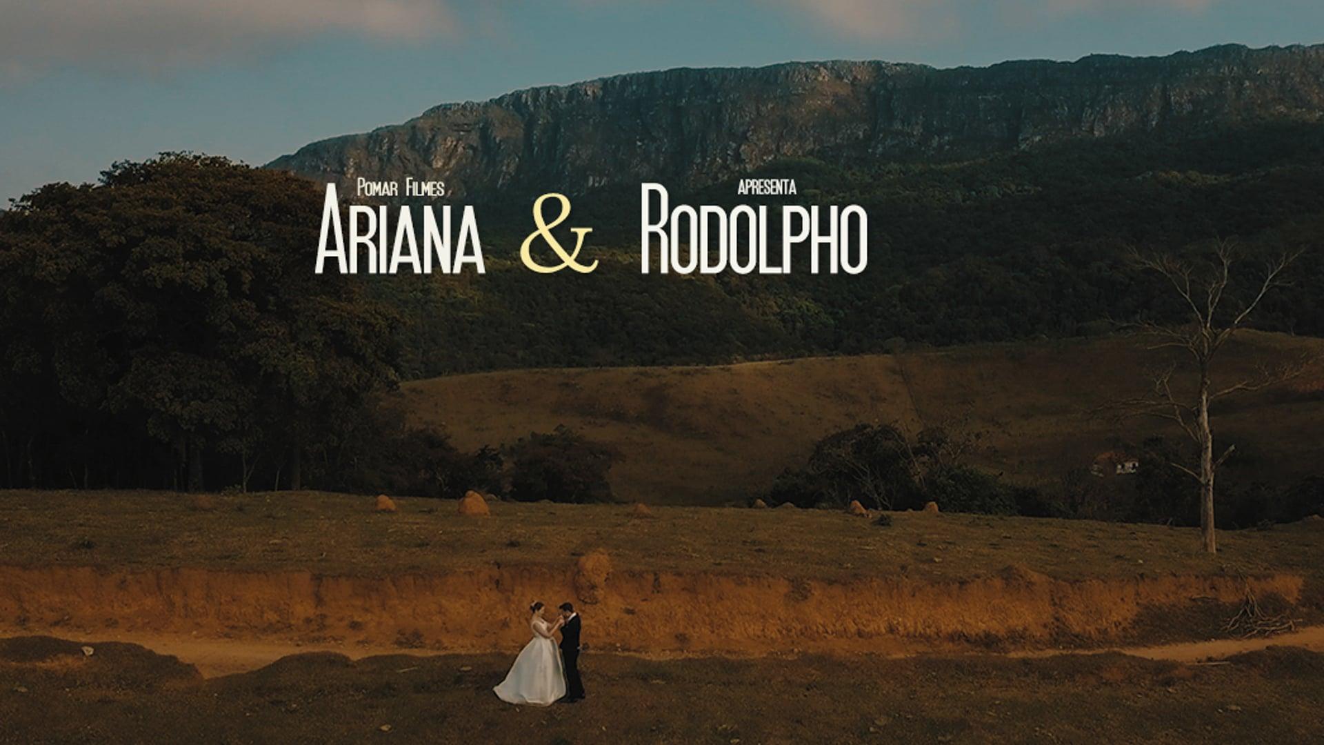 ARIANA E RODOLPHO