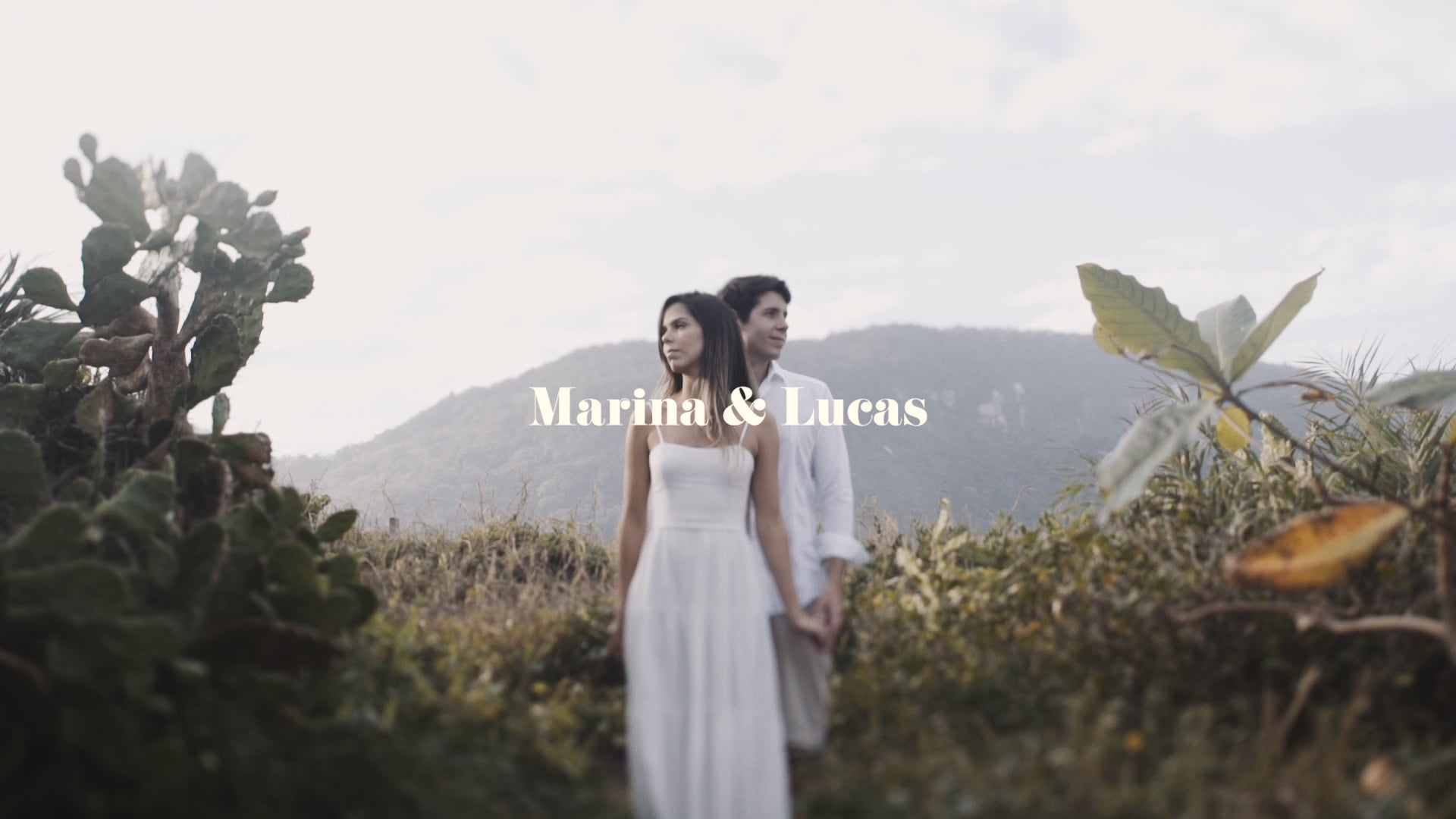 Marina e Lucas [ save the date ]