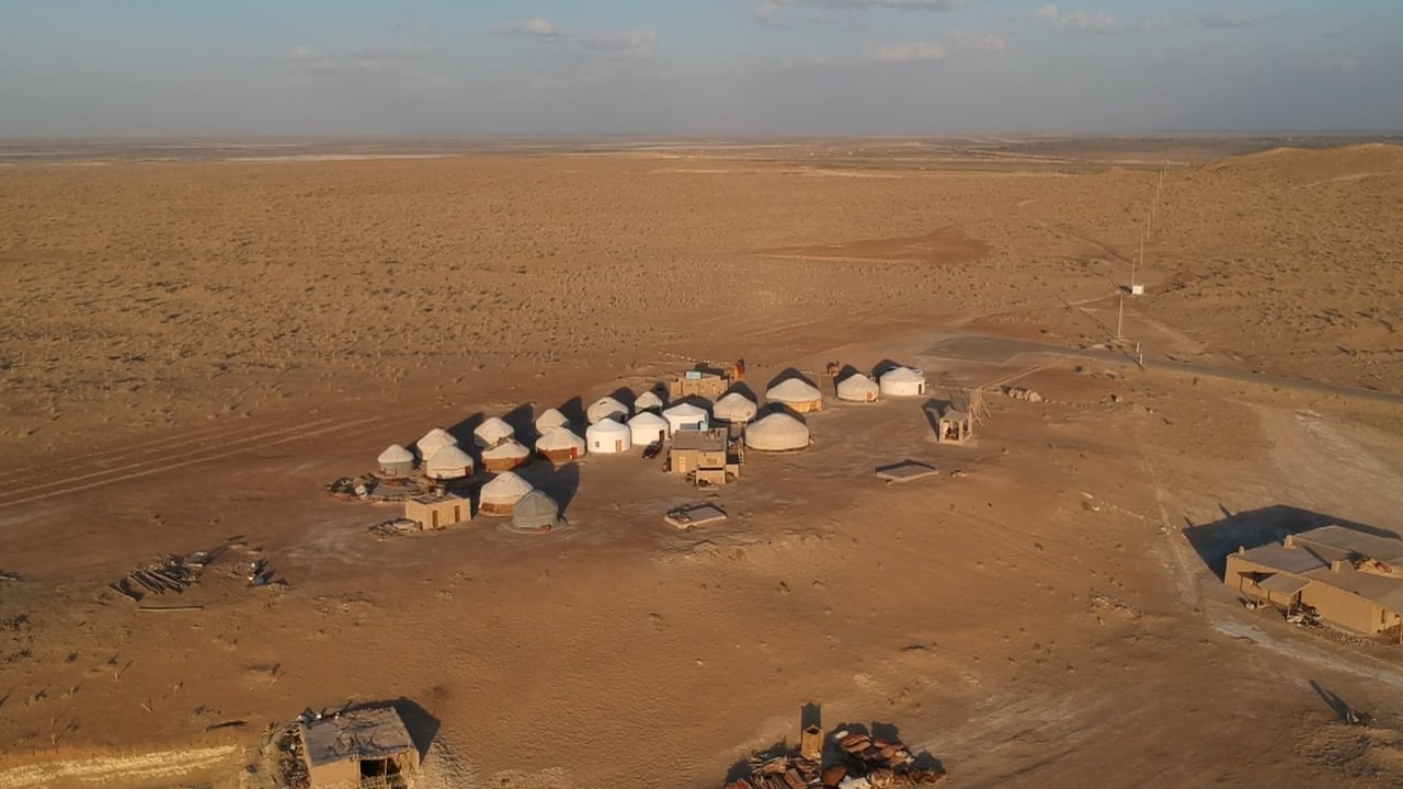 Embarquement: Ouzbékistan - Khiva, la porte du désert.