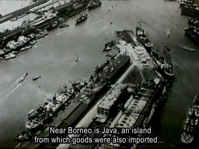 Borneo Docks