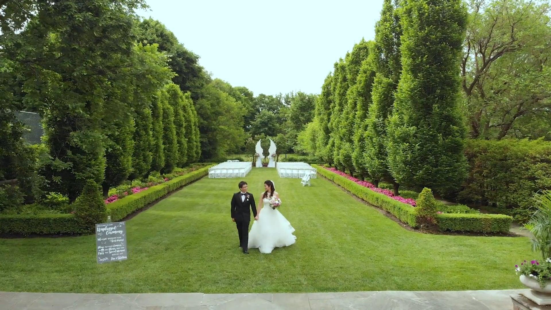Tina + Sheldon (Wedding Film)