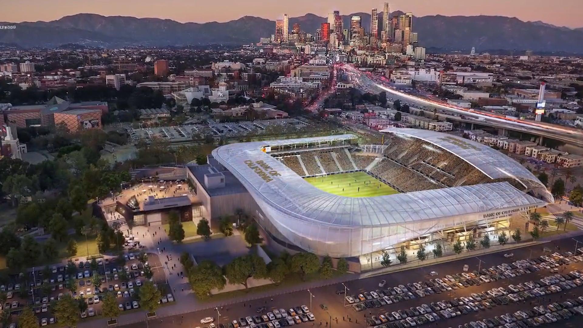 Building the Los Angeles Football Club