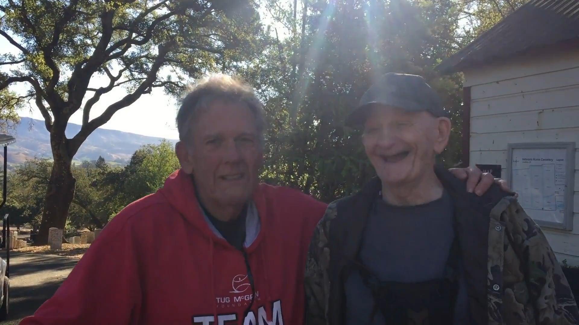 Tug McGraw's Scott Kelby Worldwide Photowalk Veterans Home of Yountville