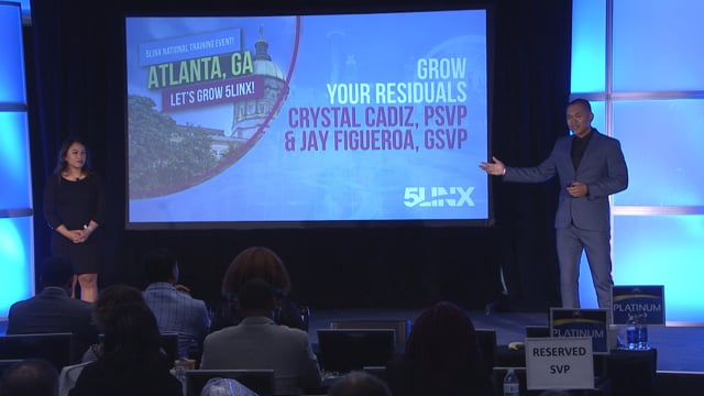 3413Crystal Cadiz and Jay Figueroa – Grow Your Residuals Training (Atlanta 2018)