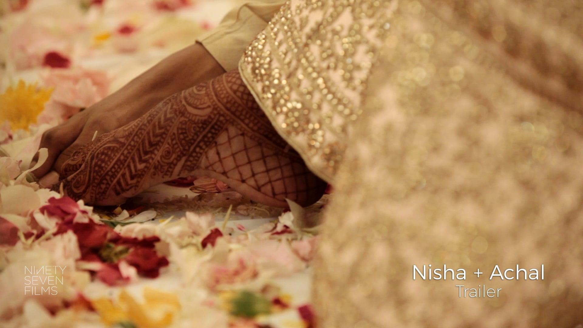 Sheraton Detroit Novi Hindu Wedding | Nisha + Achal Trailer