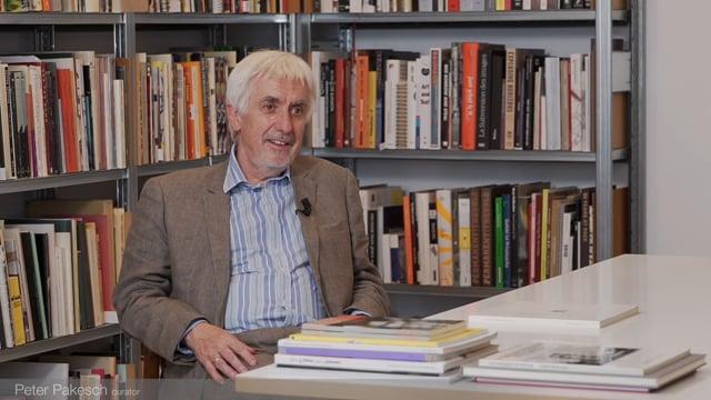 Interview: Peter Pakesch - Galerie Max Hetzler